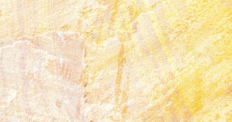 Close up of a yellowish marble texture