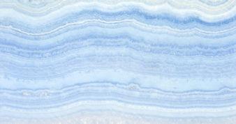 Blue agate slab