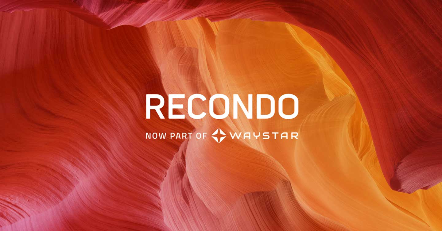 Welcome Recondo to the Waystar family