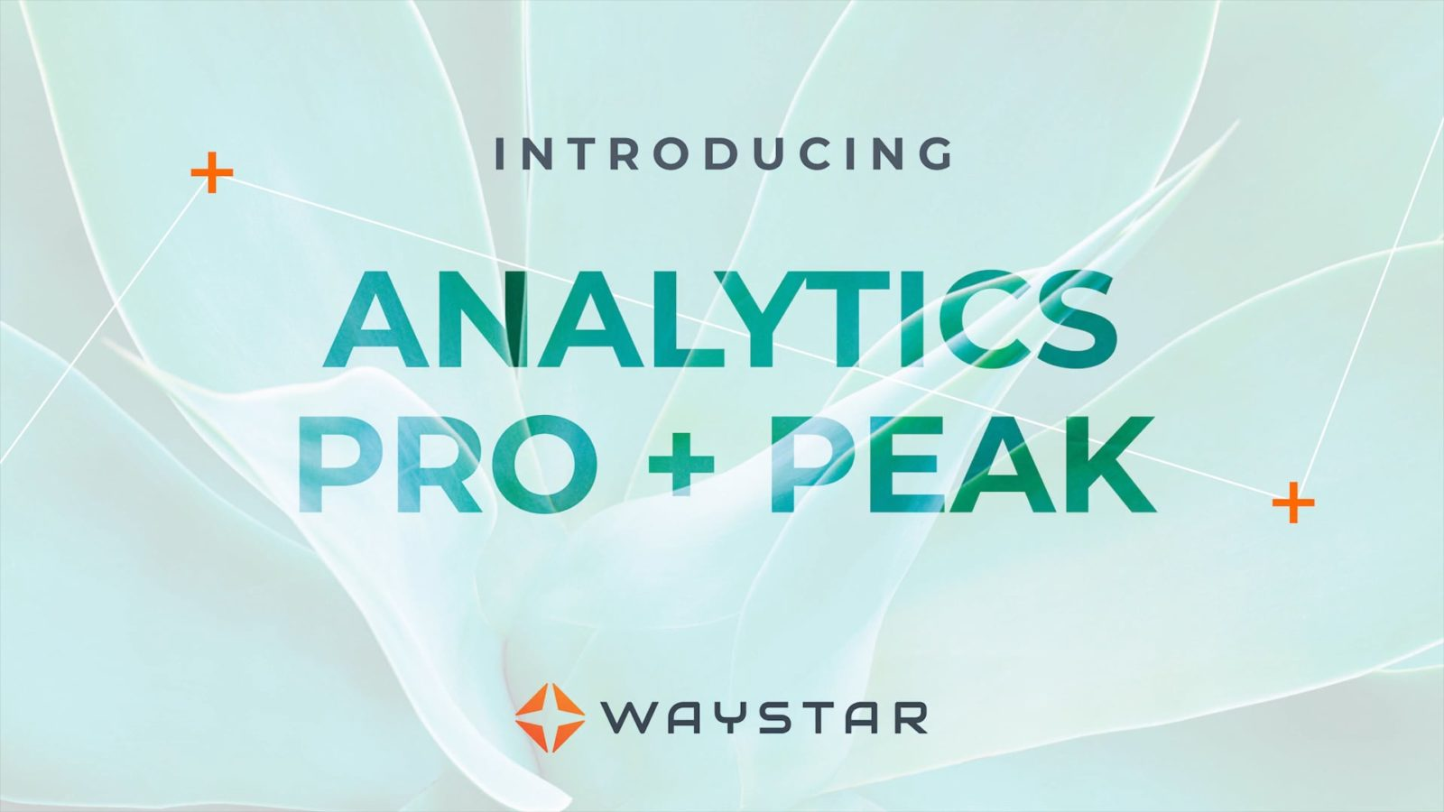 Analytics Pro + Peak Video