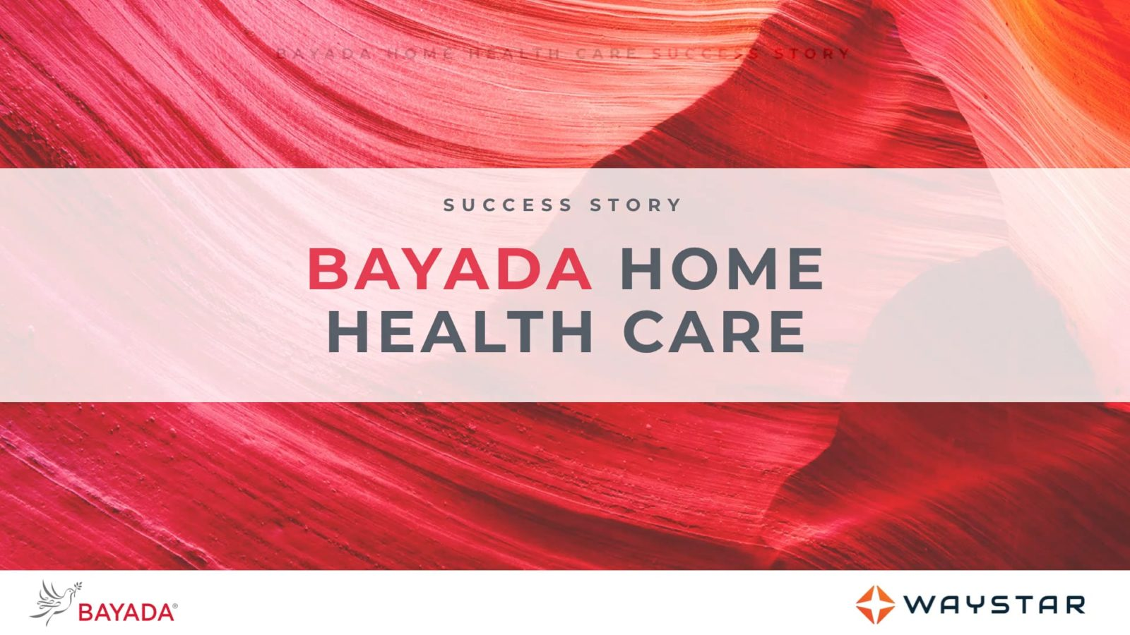 Success story: BAYADA Health