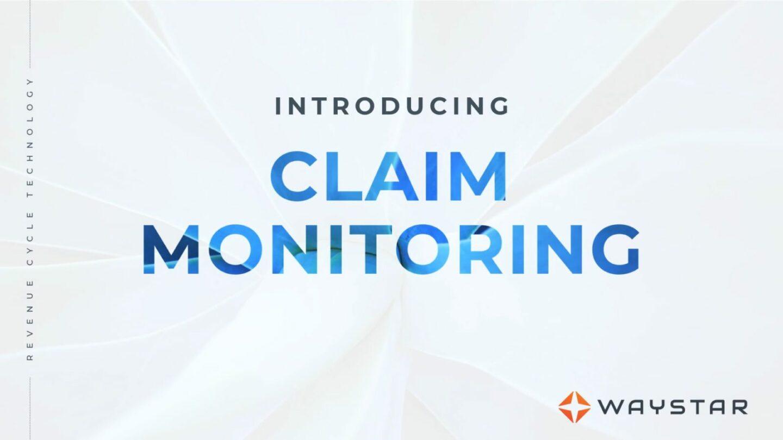 Automate claim status checks