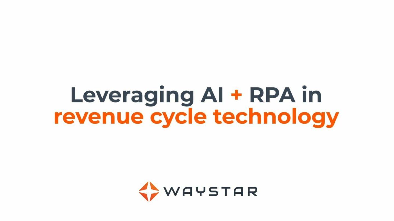 AI + RPA: beyond the buzz