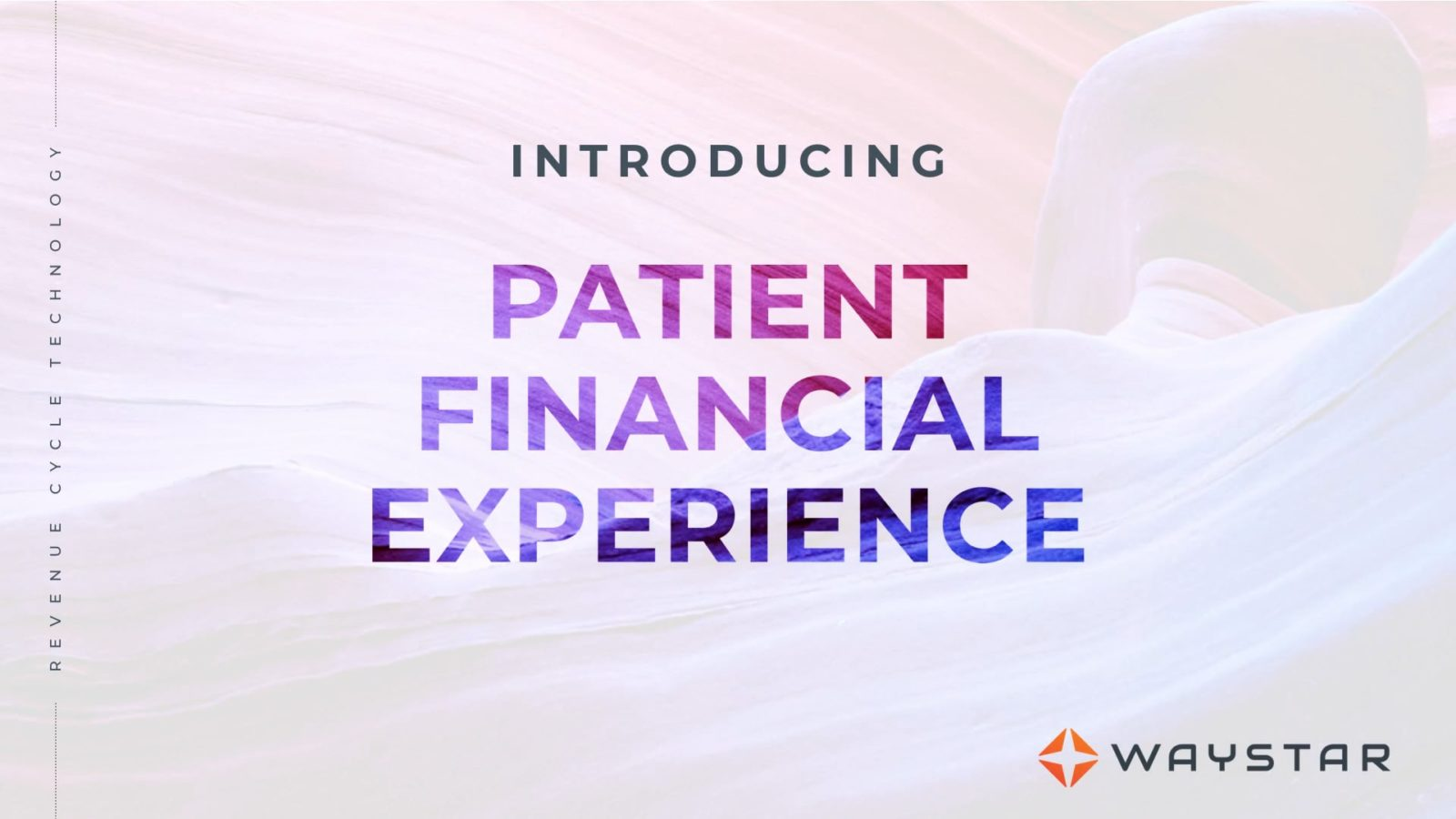 Create a better patient experience