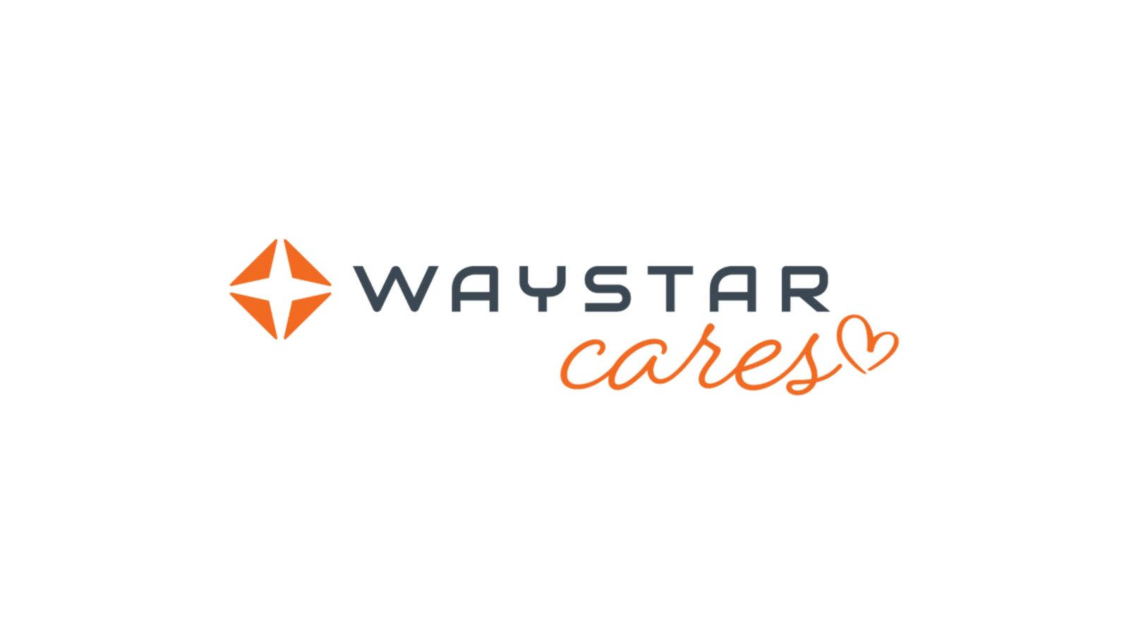 Giving back with Waystar Cares