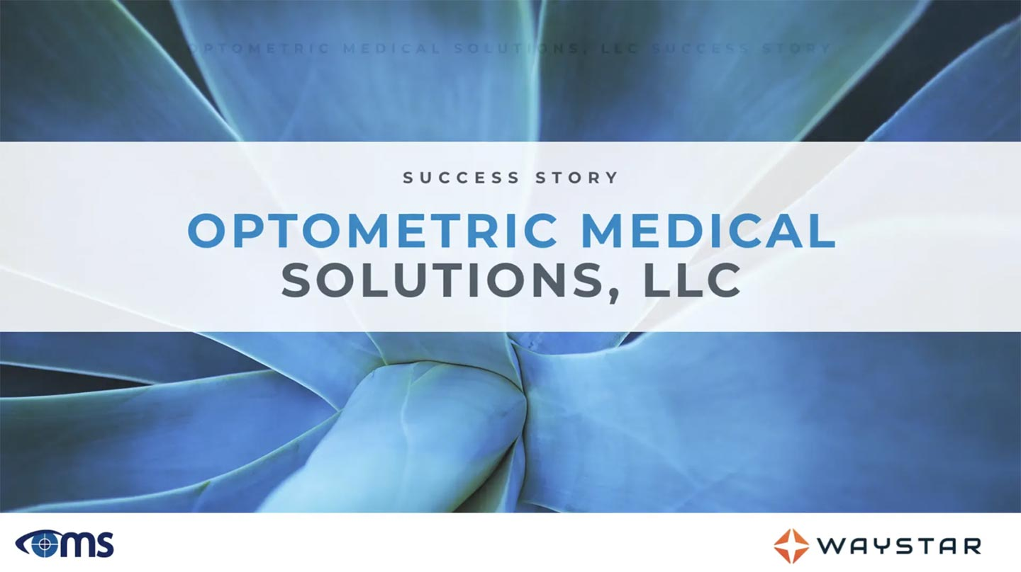 Success story: Optometric Medical Solutions