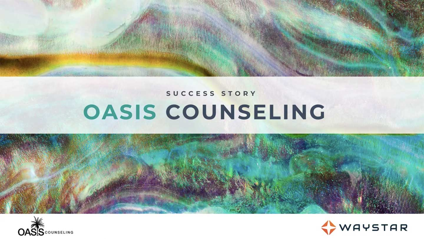 oasis counseling success story