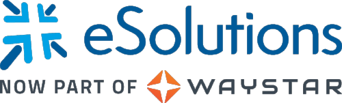 Esolutions is now part of Waystar