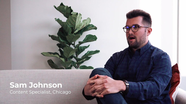 Meet Sam Johnson