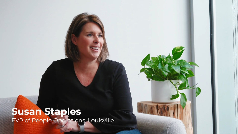 Meet Susan Staples